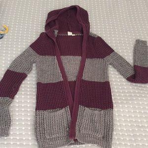 Roxy sweater (long)